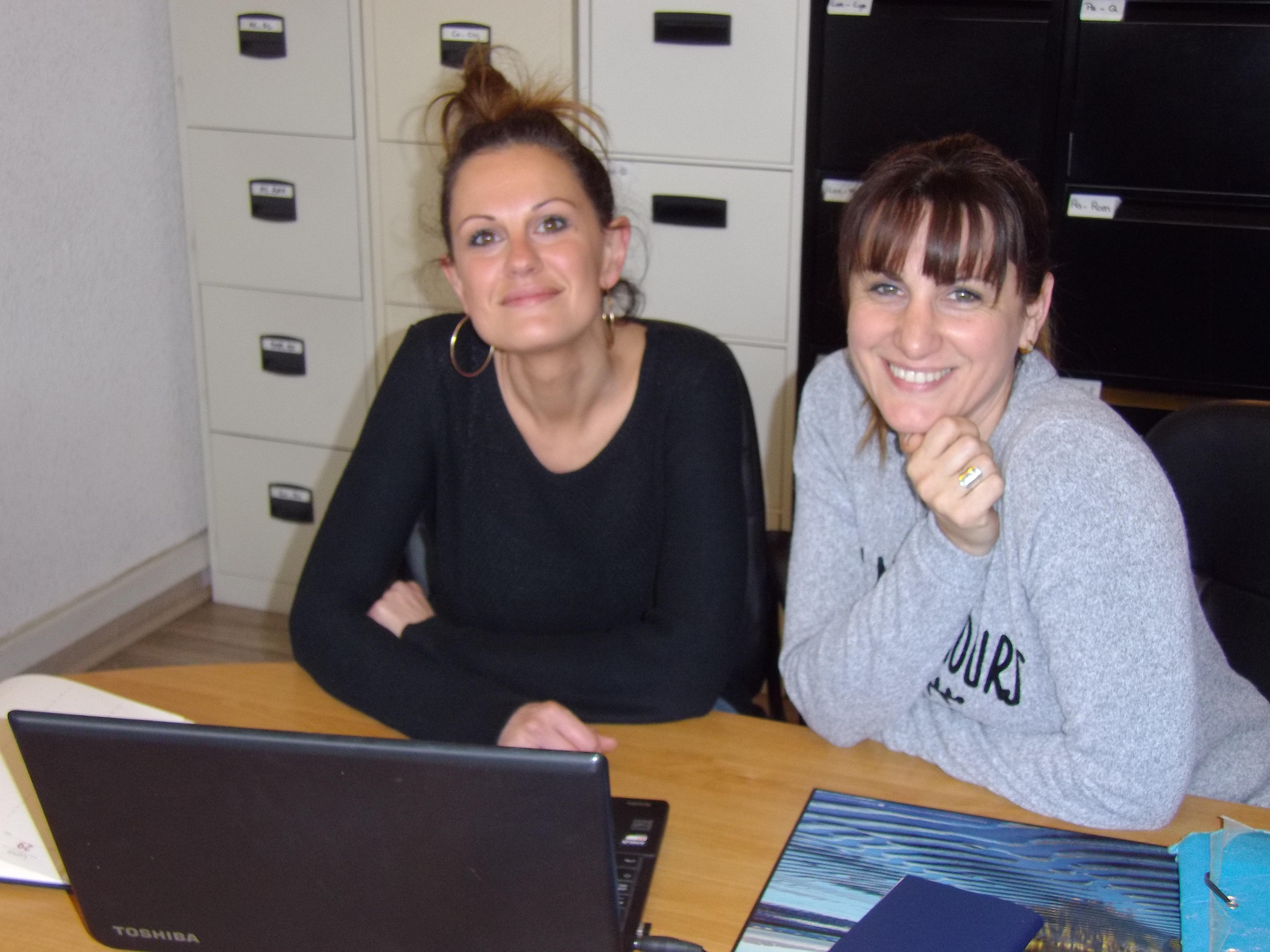 Solène POULLARD Assistant de la coordinatrice Coralie GROBOIS CESF et coordinatrice Accompagnement social Accompagnement social IMGP2087